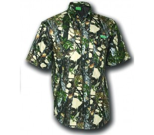 Territory shirt short - košile kr. rukáv