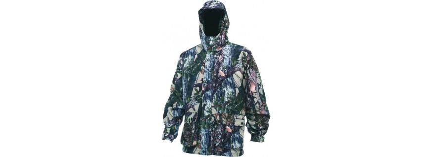 Bundy a kalhoty do náročných podmínek a deště